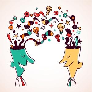 Gi bort dine beste ideer! oppfordrer Halvor Thengs.